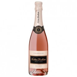Champagne brut rosé, Nicolas Feuillatte