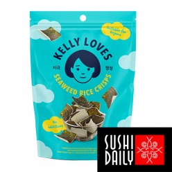 Chips Nori & Riz  - Kelly Loves