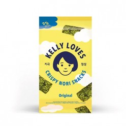 Crispy Nori - Kelly Loves