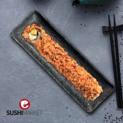 6 california rolls crunch tuna (thon)