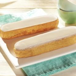 2 Eclairs vanille