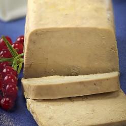 Foie gras de canard entier label rouge sel de guerande