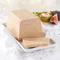 Foie gras de canard entier du sud ouest - 2 tranches
