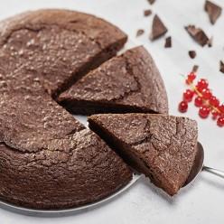 Moelleux au chocolat - 6 parts