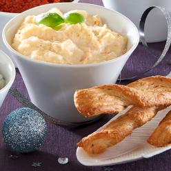 Houmous au yaourt grec