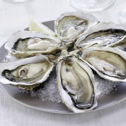 2 douzaines d'huîtres - Spéciales normandes n°2