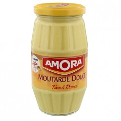 Moutarde douce Amora