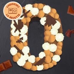 Number Cake - Numéro 0