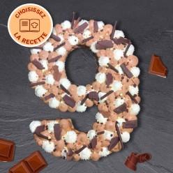 Number Cake - Numéro 9