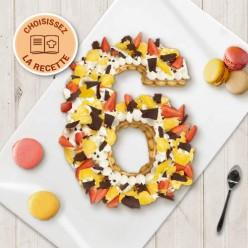 Number Cake - Numéro 6