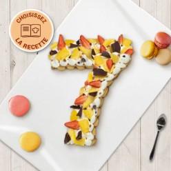 Number Cake - Numéro 7