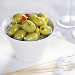 Olives vertes à l'andalouse