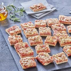 Pizza jambon fromage - 66 toasts