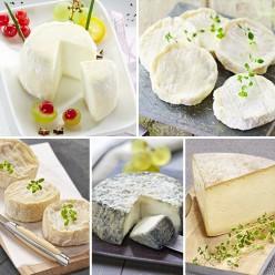 """Plateau de 5 fromages - """"Spécial chèvre"""""""
