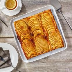 Tarte fine aux pommes - 6 parts