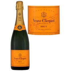 Vin pétillant Champagne brut Veuve Clicquot