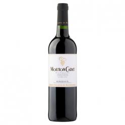 Vin rouge Bordeaux 2014 Mouton Cadet