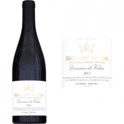 Vin rouge Chateauneuf-du-Pape rouge 2018 Domaine de Valori