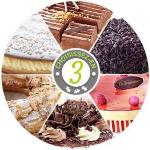 d1a5758b813744 Grands formats - Gâteaux   desserts - Traiteur à la carte