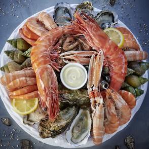 Les plateaux de fruits de mer - Les plateaux - Traiteur à la