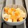 Dés de mimolette et gouda (Image n°1)