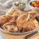 Plateau de poulet certifié rôti découpé en 6 (Image n°2)