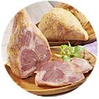 Jambonneau cuit Carrefour (morceau de 125g)