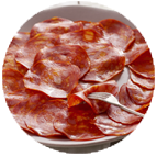 Chorizo (tranche de 12g)