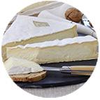 Brie de MeauxReflets de France (au lait cru de vache - 150g)