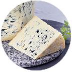 Bleu d'Auvergne Filière Qualité Carrefour (au lait cru de vache - 150g)