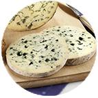 Fourme d'Ambert Filière Qualité Carrefour (au lait cru de vache - 150g)