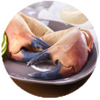 Pinces de crabe 8/12
