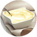 Mayonnaise (1 pot pour 2 parts)