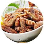 Crevettes grises 50 g