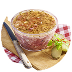 Bols de fromage de tête (150g)
