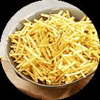 Chips allumettes (250g)