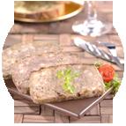 Tranches de pâté de campagne (40g)