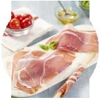Tranches de jambon sec italien (20g)