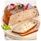 Tranches de crème forestière (40g)