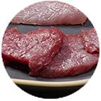 Viande bovine cuisson sur pierre (250g)