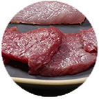 Tranches fines de veau cuisson sur pierre (200g)