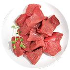 Tranches fines de viande bovine cuisson sur pierre (200g)
