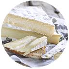 Brie de Meaux Reflets de France (au lait cru de vache - part de 150g)
