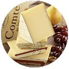 Comté Reflets de France(au lait cru de vache - part de 120g)
