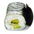 Makis au concombre