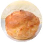 Gougères gratinées aux fromages