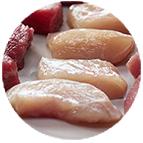Poulet en filet (300g)