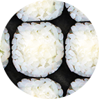 Makis au fromage