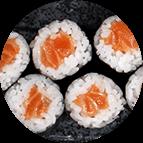 Makis saumon