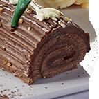 Bûchette chocolat